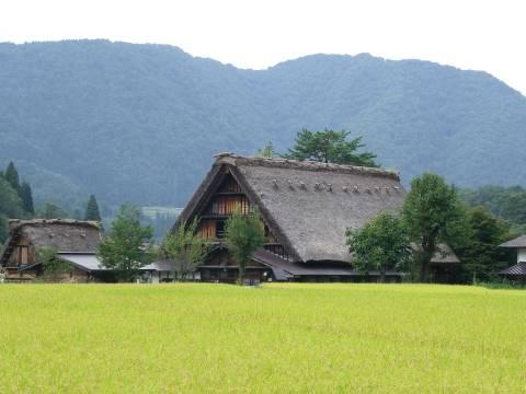 世界遺産の白川郷(しらかわごう)!日本の原風景を見に行こう。
