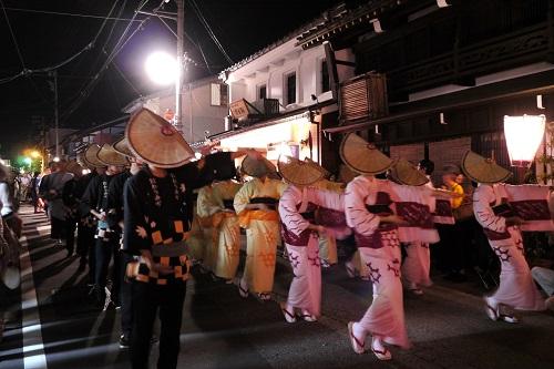 富山県八尾町の「風の盆」とは?歴史・踊りの特徴は?