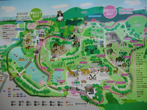 【富山で気軽にお出かけ】ファミリーパークの無料エリア情報!