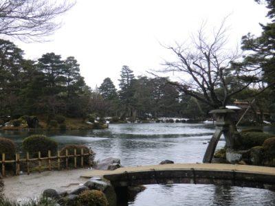 石川県金沢市にある「兼六園」の休み(休園日)っていつ?開園時間は?