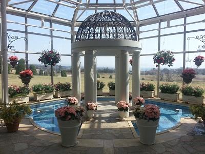 西洋風の綺麗な庭園。石川県の花のミュージアム「フローリィ」とは?