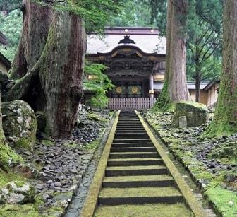 福井県の永平寺は体験修行もできる!ミシュラン二つ星のお寺!