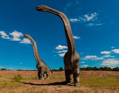 世界最大の生物!過去に実在した「アルゼンチノサウルス」とは?