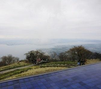 日本最速時速43km!びわ湖バレイのロープウェーとは?
