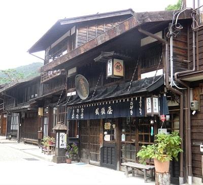 奈良井宿民家