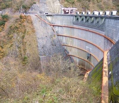 1000年続いた村が消えた|刀利ダムの歴史について